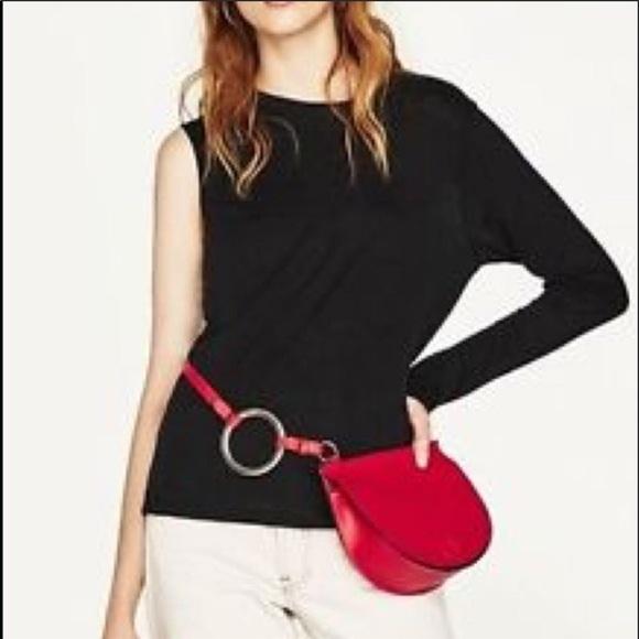 Zara Tops - 🔥1 hr SALE - Zara one long sleeve, one no sleeve